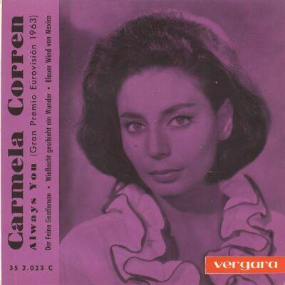 Carmela Corren Vielleicht Geschieht Ein Wunder