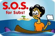 More Substitute teaching ideas from Education World