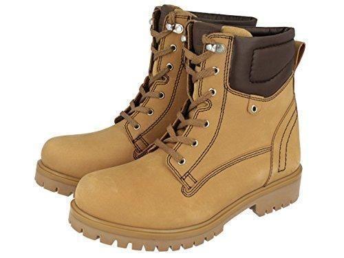 Oferta: 59.95€ Dto: -30%. Comprar Ofertas de Gioseppo PATH - Botas para mujer, color beige, talla 40 barato. ¡Mira las ofertas!