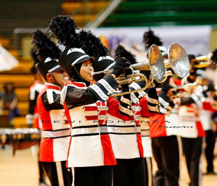 2013 Remaja Istiglal Drum and Bugle Corps, Jarkata, Indonesia