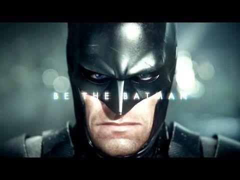 Batman: Arkham Knight Live Action Trailer (Be The Batman) - YouTube