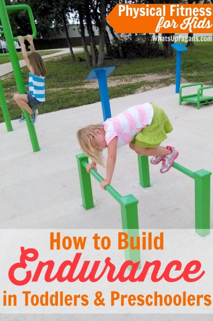 If you want to know how to build endurance in preschoolers and toddlers, then read this post! Physical fitness for kids activities are just the beginning for exercise for kids. These parenting tips will help kids develop stamina and endurance!