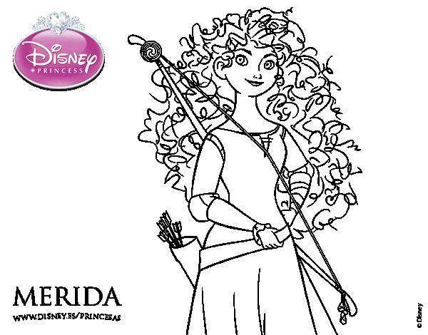 Dibujos Para Pintar Online De Disney Aurora La Bella