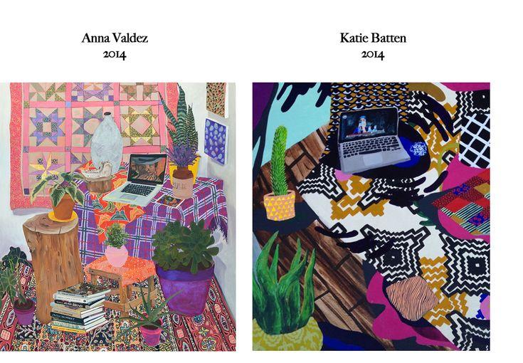Feels Familiar? Anna Valdez VS Kattie Batten