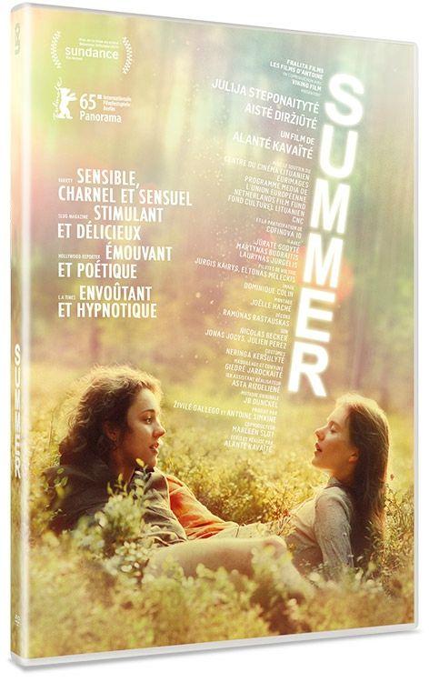 Concours SUMMER : 2 DVD à gagner d'un très beau film lituanien..