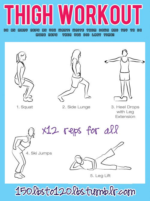 work out ideasWorkout Exercise, Fit, Workout Exercies, Legs, Thigh Workouts, Work Out, Health, Thunder Thighs, Thighs Workout
