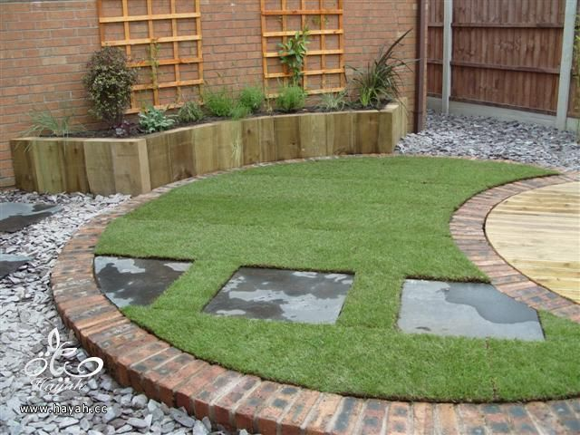 41 best circular lawn ideas images on Pinterest Small gardens