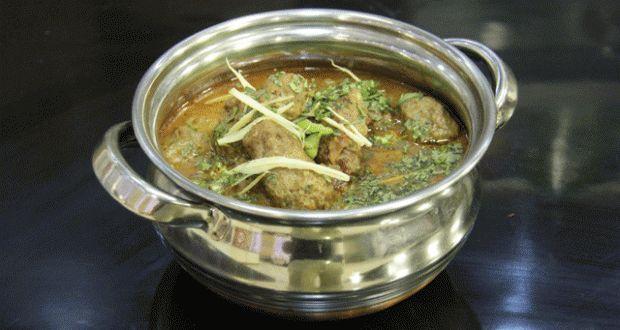 Seekh kabab handi masala by Shireen Anwar