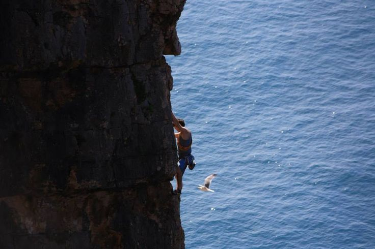 Lara Forte - un desiderio che #arrivadrittoalcuore è quello di sfidare la gravità, provare a salire su quel confine tra cielo e roccia con le onde che si infrangono e ti fa sentire padrone della tua esistenza! Il mio blog è Stelle nell'Iperuranio!