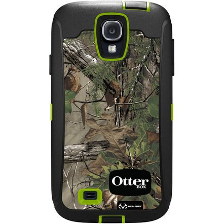 Camouflage Samsung Galaxy S4 Cases