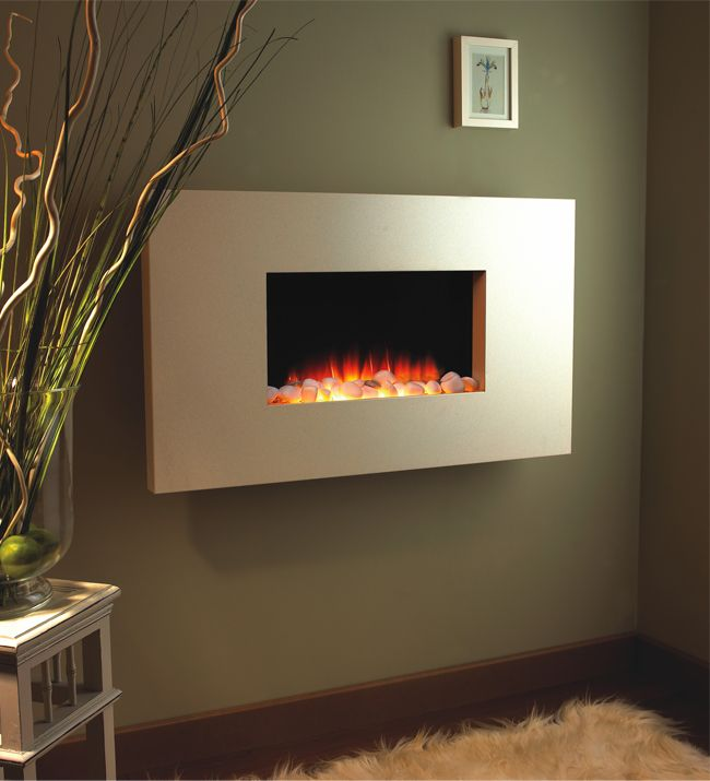 Flamerite Corello Standard Wall Mounted or Inset Electric Fire