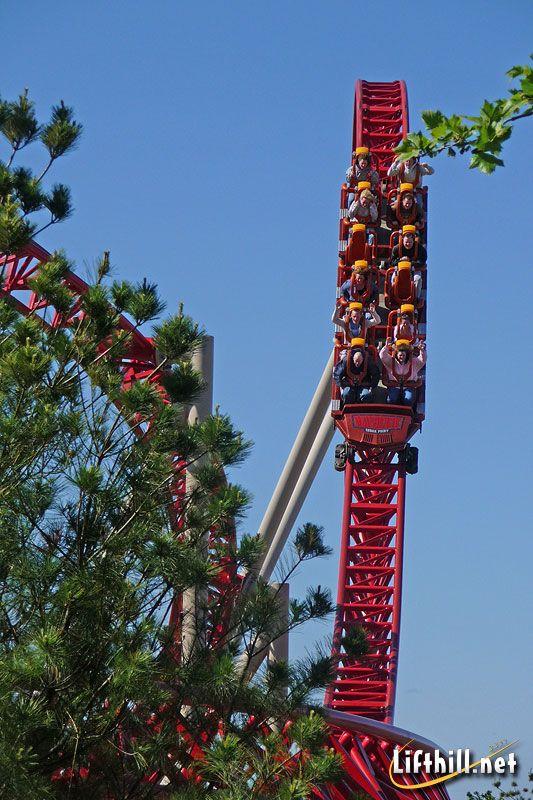 Maverick: Cedar Point - Sandusky, Ohio