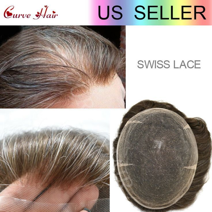 Super #Fine #Swiss #Lace #Mens #Toupee #Full #Swiss #Lace #Human #Hair #Mens #Hair #System ##...