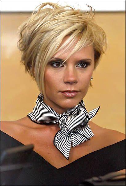 victoria beckham women hairstyles