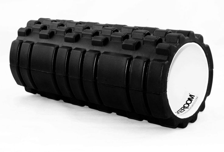 $42.90 - ROCK Roller - Featuring a tough PVC inner core and ribbed foam outer surface for additional pressure and a greater fascial release.