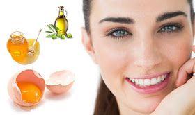 Masker Telur, Madu dan Minyak Zaitun untuk Kulit Kering