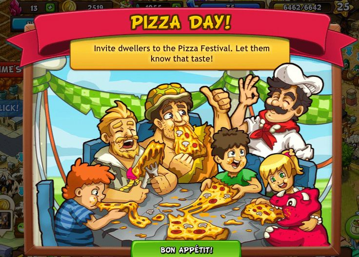 Pizza Day! http://wp.me/p4gCBu-h6 #newrockcity