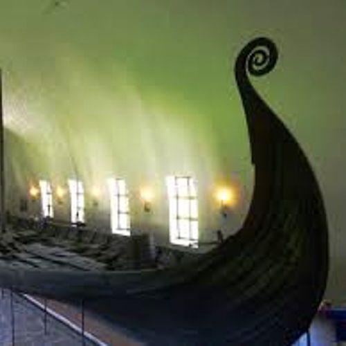 Hjemkomst Center & Viking Ship, Moorhead MN. Find more fun on sKIDaddlers.net