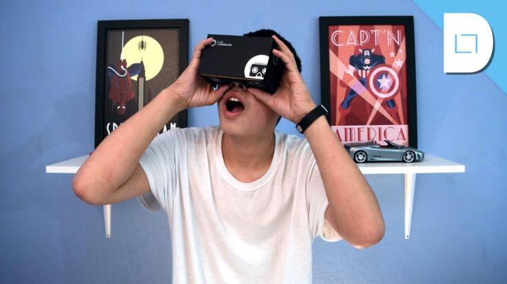 Google Cardboard v2 Unboxing und Rezession: IAMCARDBOARD #vr #virtualreality #oculus #oculusrift #gearvr #htcvivve #projektmorpheus #cardboard #video #videos