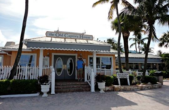 Old Captiva House - Captiva restaurant at Tween Waters Inn.