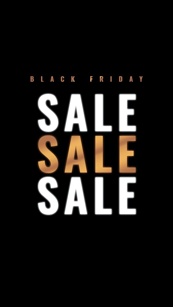 Glowing Sale Text Psd Black Friday Promotional Banner Template Free Image By Rawpixel Com Sasi In 2020 Promotional Banners Banner Banner Design