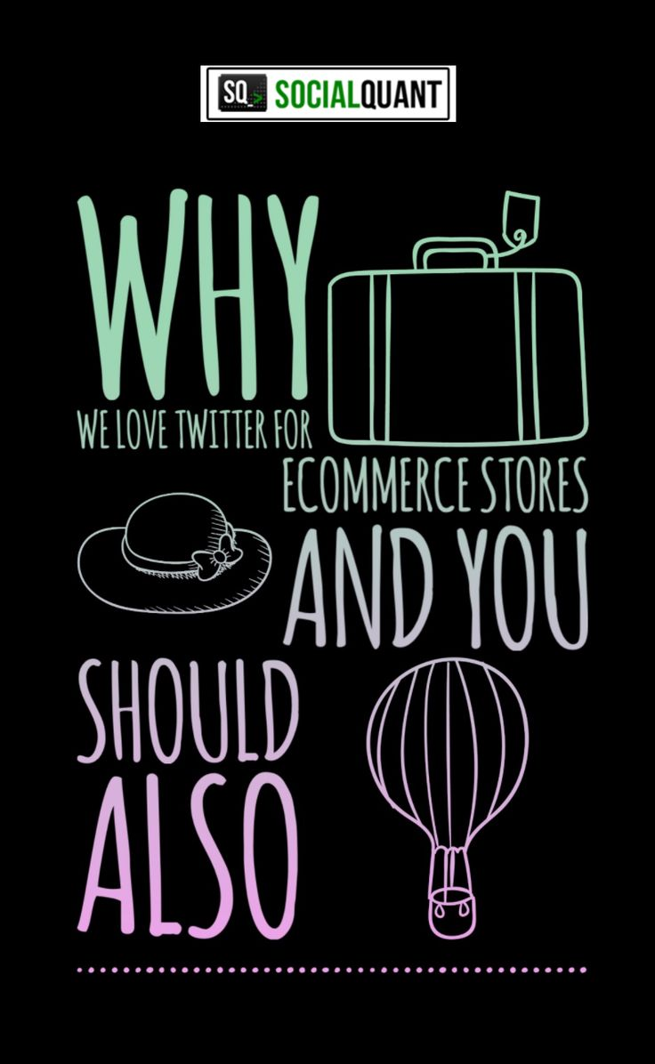 Why We Love Twitter for eCommerce Stores (and you should also)
