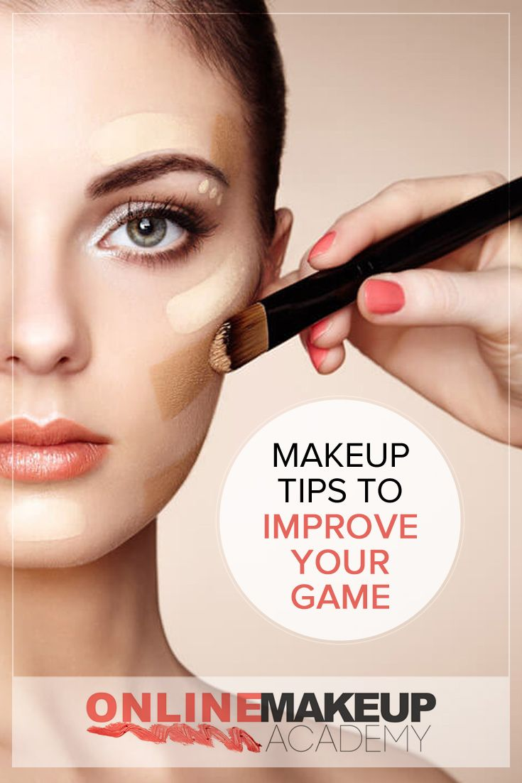 58 best online makeup academy images on pinterest makeup academy makeup tips to improve your game baditri Gallery