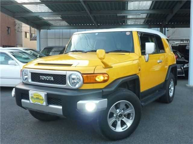 Used TOYOTA FJ CRUISER 2014 for sale | Stock | tradecarview | 21933817