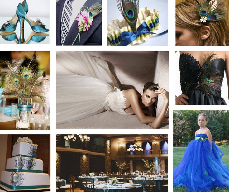 29 Best Images About Peacock Wedding Theme Ideas On Pinterest