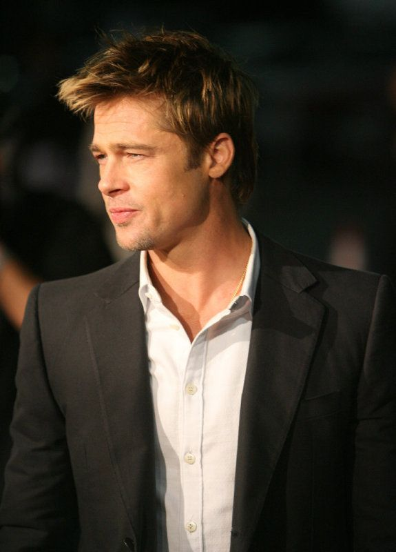 Actor and producer Brad Pitt is an Academy Award and Golden Globe winner known for such films as Legends of the Fall, Fight Club, The Curious Case of Benjamin Button, Moneyball and 12 Years a Slave. #BradPitt #HollywoodActor
