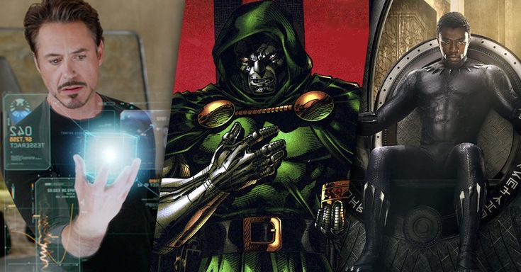 El estreno de la película Pantera Negra sugirió que Shuri era más lista que Tony Stark; estos son los 15 personajes más inteligentes del universo Marvel.