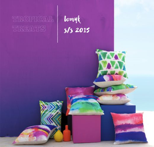 Tropical Brights: New TomyK S/S 2015 Designs