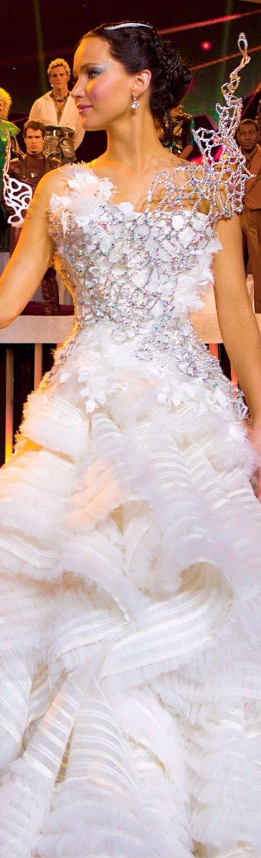 vestido de canamento katniss everdeen