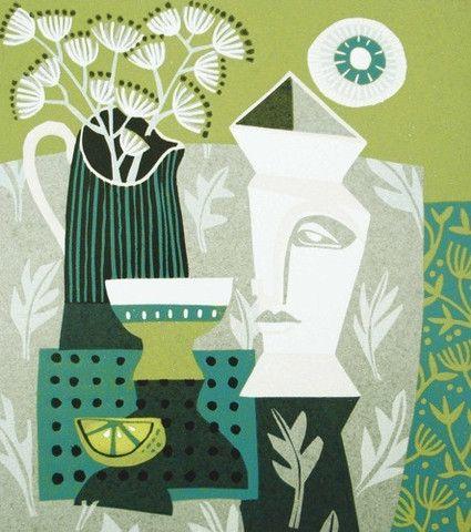 Face Vase:Jane Walker