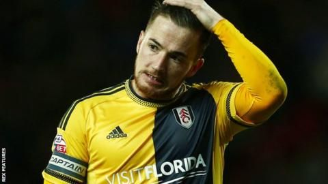 Ross McCormack calls on Fulham to show character