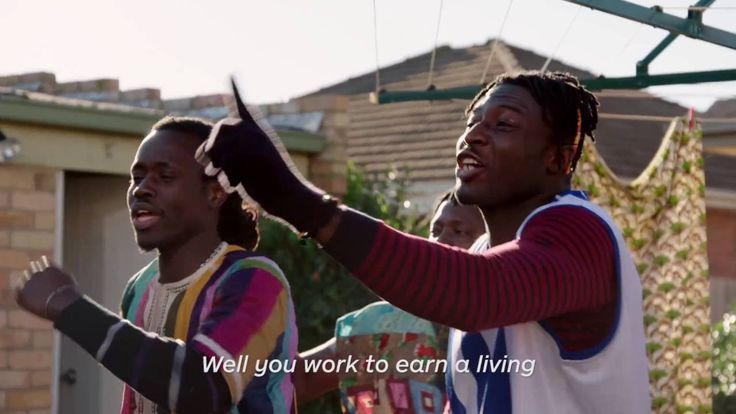 Ghanaian band, Rhythm of Life African Drumming, filming our TV commercial, entitled 'Change our Tune', that celebrates cultural diversity and recognises how multiculturalism enriches Australian neighbourhoods, particularly through AFL.  Learn more: http://www.afl.com.au/multiculturalround  #AFLMulticulturalRound #AFL #Multiculturalism