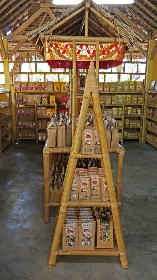 Civet Coffee Tasting & Visiting Teba Sari Farm in Bali.