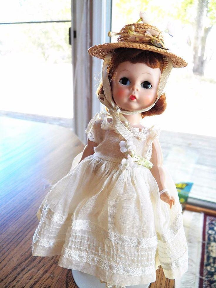 """Vintage Madame Alexander 8"""" Wendy (Unknown)"""