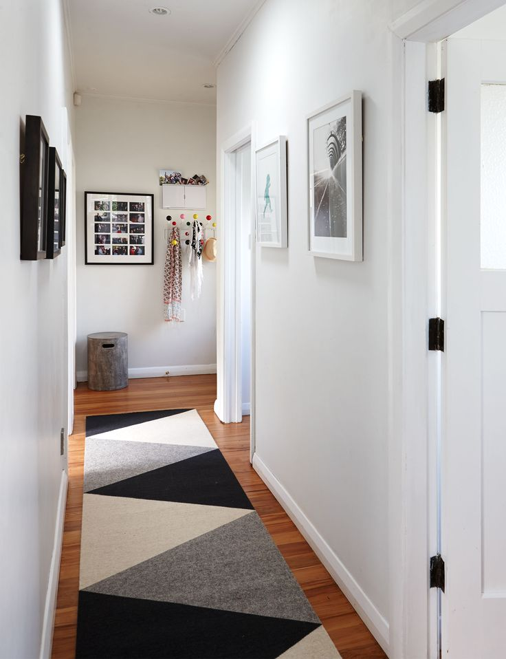 Reno special: An ex-state house gets a second chance. Floor runner - Artisan Flooring