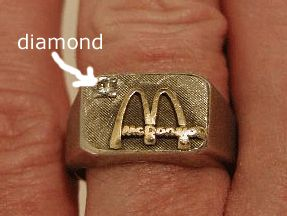 ugliest rings  Ugliest Ring Ever  Comically Ugly Jewelry  Rings Engagement rings Being ugly