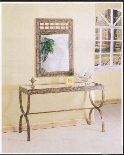 ACME 08633 Vanessa Console Table
