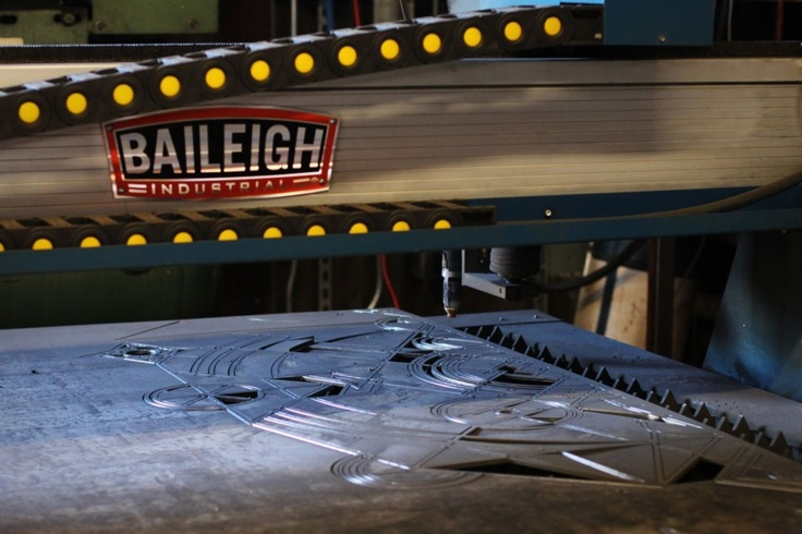 Baileigh Industrial Plasma Cutter