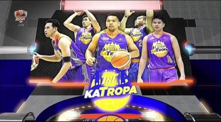 TNT VS Mahindra April 9 2017 Sunday Pinoy, Basketball court