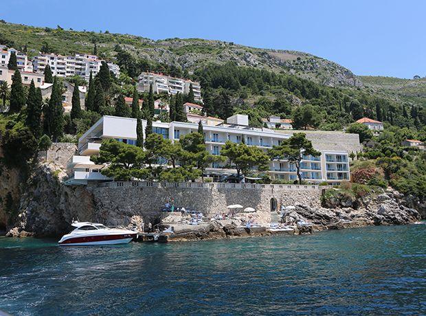 A Hotel Life » Villa Dubrovnik