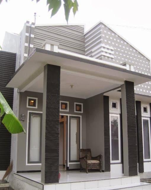 Minimalist House Terrace Design | Desain Teras Rumah Minimalis