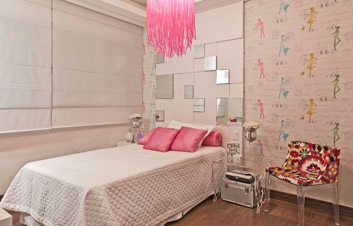 Cinco dicas para decorar um quarto de menina - http://www.quartosdemeninas.com/cinco-dicas-para-decorar-um-quarto-de-menina/