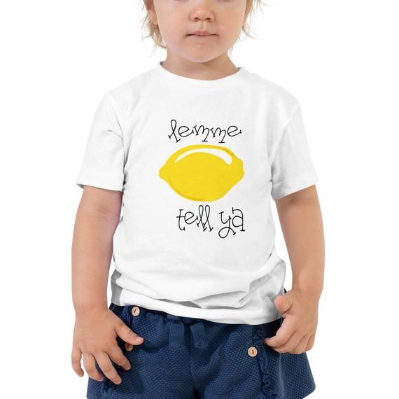 Little Boys Exercise I Thought You Said Extra Fries Cute Short Sleeve Tee Tops Size 2-6
