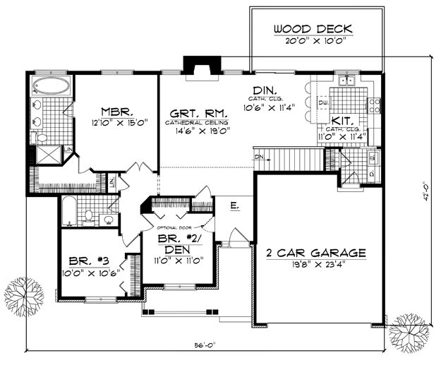 606 best images about house plans to show mom on pinterest for Luxury garage plans