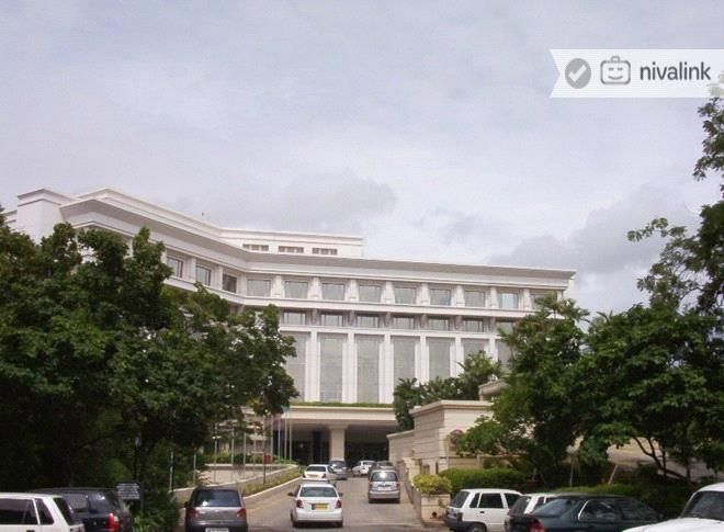 ITC Kakatiya is a luxury business #hotel at #Hyderabad in Begumpet area.