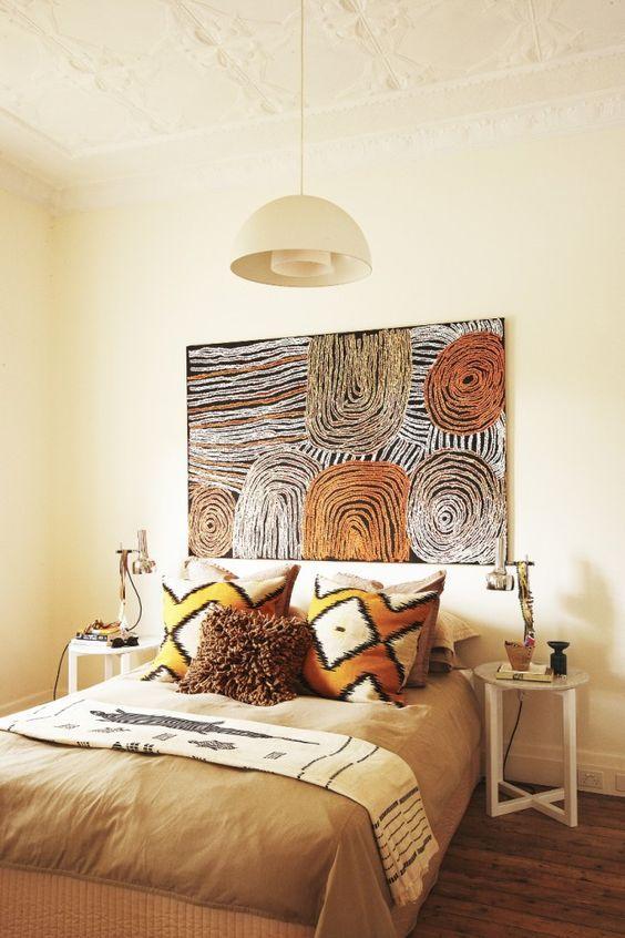 African Bedroom Designs